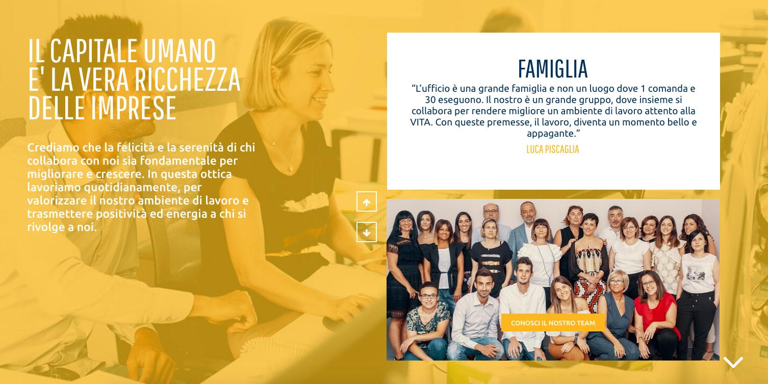 famiglia piscaglia MIRNA CASADEI HOME STAGING DETTO FATTO RAI DUE IMMOBILIARE ROMAGNA2